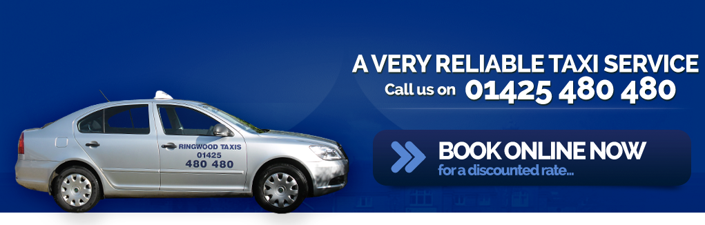A very reliable Taxi service call us on 01425 480 480. Book online.